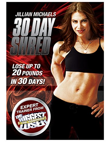 Jillian Michael's DVD 30 Day shred dvd new and seal