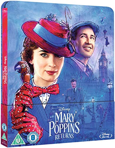 Mary Poppins Returns - Exclusive Limited Edition SteelBook