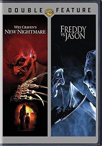 New Nightmare/Freddy Vs Jason [DVD-Audio]