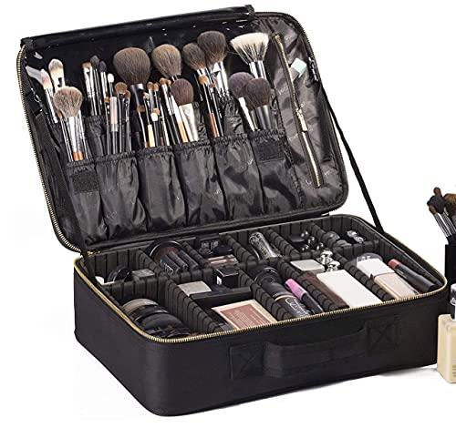 ROWNYEON Travel Makeup Bag