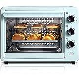 CHENXU Horno Eléctrico de Sobremesa 32L hogar multifunción tostadora Horno automático 30l Horno Hornear Pizza Horno panadería Horno eléctrico para Hornear