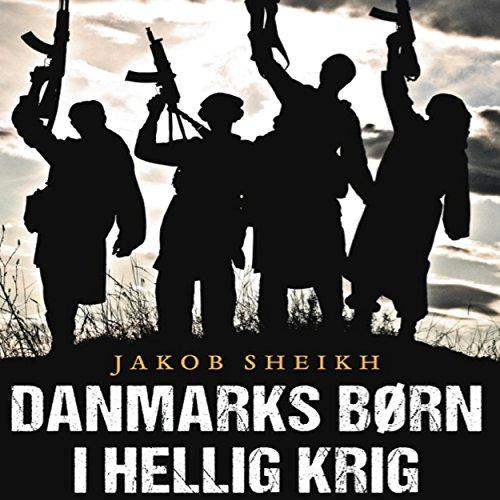 Danmarks børn i hellig krig cover art