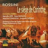 Gioacchino Rossini: Le siège de Corinthe (Oper) (Gesamtaufnahme) (2 CD)