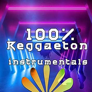100% Reggaeton Instrumentals - Danza Session 1