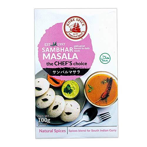 神戸スパイス サンバルマサラ 100g×1箱