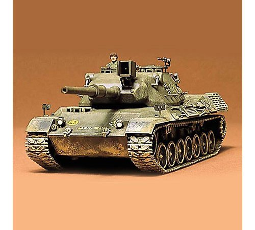 Tamiya 300035064 - 1:35 Bundeswehr Kampfpanzer Leopard 1, 1 Stück