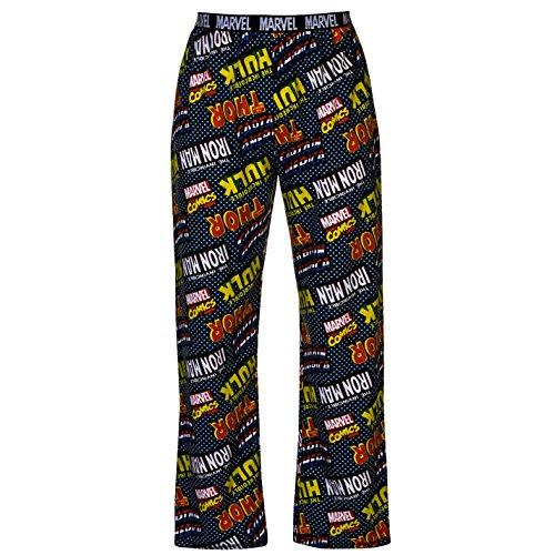 Karakter Mens Movie Lounge Broek Ondergoed Sokken Nachtkleding Marvel DC strips Superman Avengers Star Wars Batman Disney