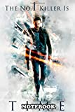 Notebook: Quantum Break No 1 Killer , Journal for Writing, College Ruled Size 6' x 9', 110 Pages