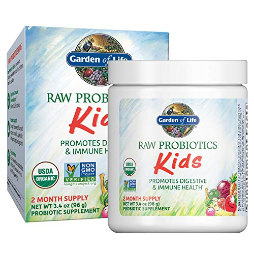 Garden of Life RAW Organic Probiotic