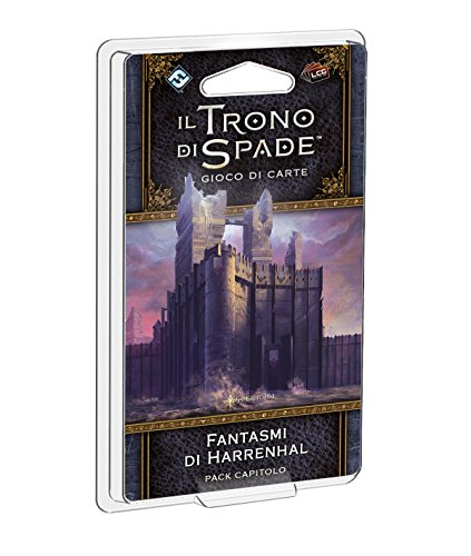 Asmodee 9213 Harrenhal-Geister aus Game of Thrones