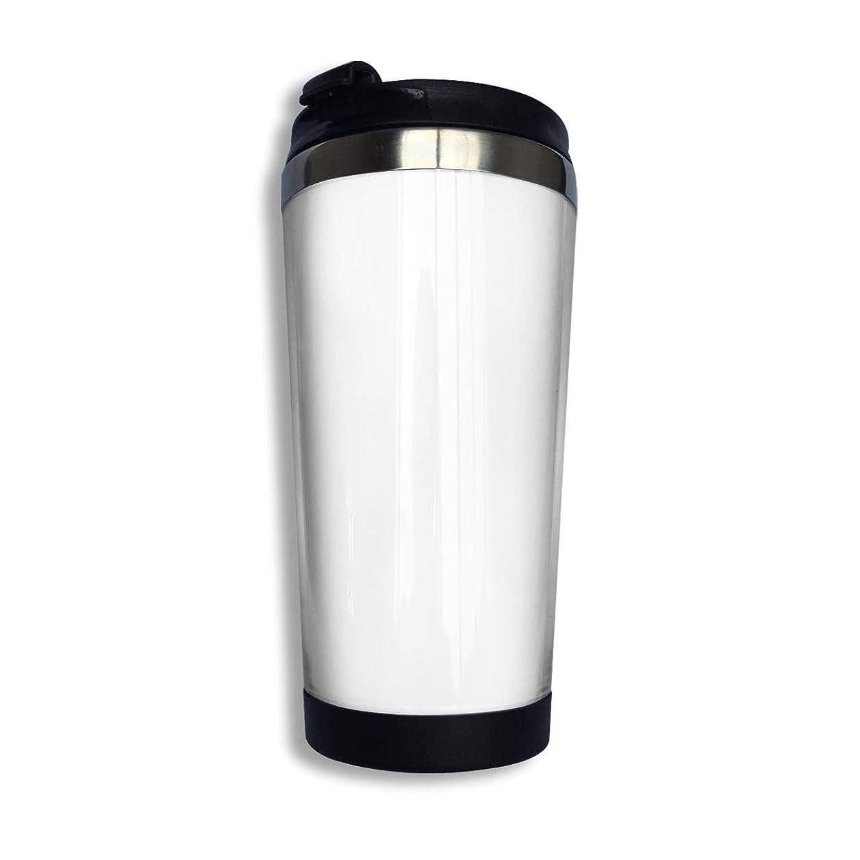 美人満たす葉巻Milicamp マグボトル 水筒 直飲み 魔法瓶 400ml ステンレスマグボトル 保温 カップ おしゃれ 絵文字のパターン コーヒー コップ 蓋付き 真空断熱タンブラー ステンレスボトル オフィス ギフト 贈り物
