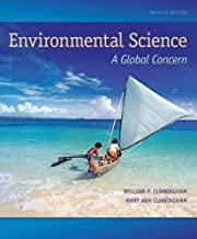 Best environmental science cunningham 12th edition Reviews
