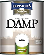 High opacity paint to cover damp is ideal for use on plaster, brickwork, cement and stone. Formulated to safeguard against damp seeping through the final decoration, it can be over-coated with your choice of Johnstone's emulsion product Formulated to...