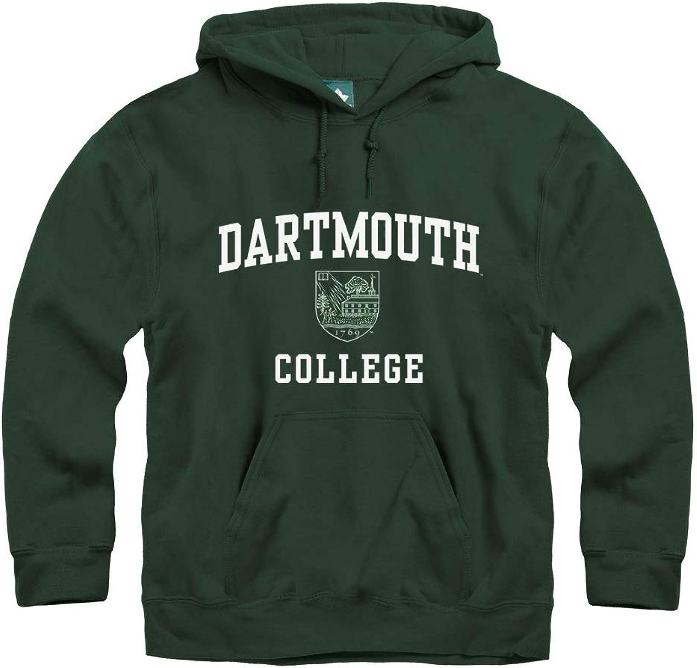 4862d0b481abe Dartmouth College College College Big Grün Crest Hooded Sweatshirt ...