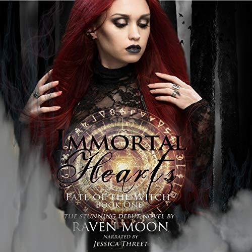 Immortal Hearts  cover art