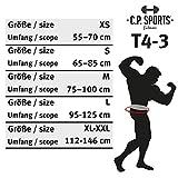 C.P. Sports Gewichthebergürtel - 5