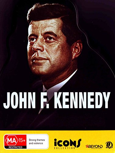 Icons Max 72% OFF Collection: John F. Kennedy - JFK: Box 8-DVD Shots Set 3 Finally popular brand
