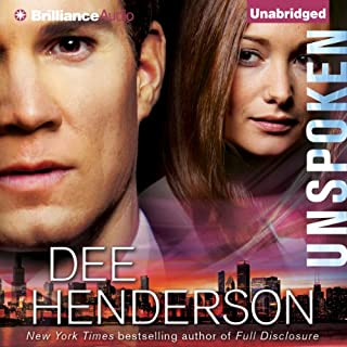 Unspoken                   By:                                                                                                                                 Dee Henderson                               Narrated by:                                                                                                                                 Adam Verner                      Length: 13 hrs and 13 mins     646 ratings     Overall 4.5