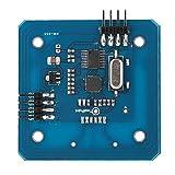 MIFARE RC522 RF-Modul RFID Leser IC Kartenschreiber Modul 13,56 MHz Frequenz Radio Seriell Reader Writer Modul für ISO14443A Konform, für Mifare1 S50, S70