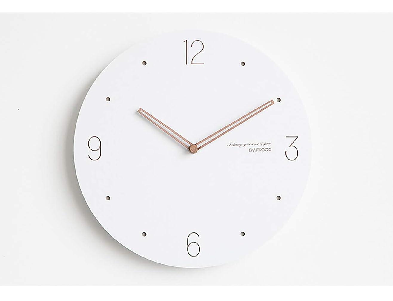 四回画面飛行機PFLife 掛け時計 スイープ(連続秒針)静音 シンプル デザイン 北欧インテリアおしゃれ 部屋装飾 インテリア (S, Ⅳ)
