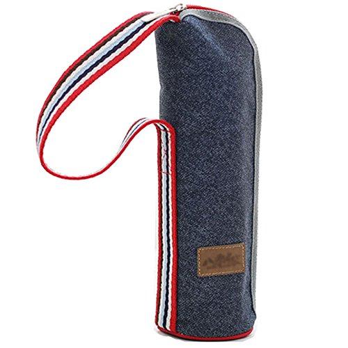 Milya Milchflasche Isolierung Taschen Hängen zur Kinderwagen Baby Warmhaltebox Kühltasche Thermotasche Isoliertasche Spezielle für Babyflaschen Zubehör