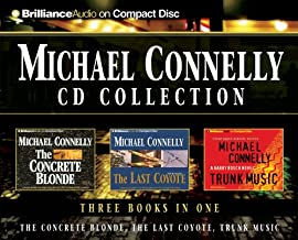 Michael Connelly CD Collection 2: The Concrete Blonde, The Last Coyote, Trunk Music (Harry Bosch)