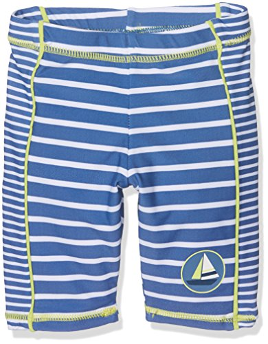 DIMO-TEX Sun Jungen Badehosen UV50+ Pantaloncini, Multicolore (Gestreift 6), 18 Mesi Bimbo