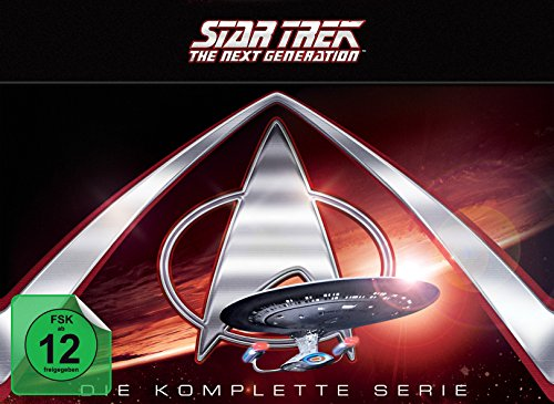 Star Trek - The Next Generation: Die komplette Serie (49 Discs)