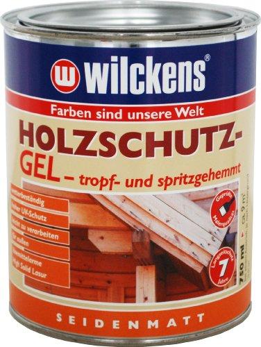 Wilckens Holzschutz Gel, palisander, 750 ml 17089700050