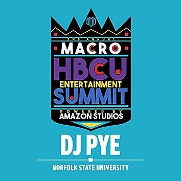 DJ Pye - Norfolk State University