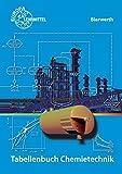 Tabellenbuch Chemietechnik: Daten - Formeln - Normen - Vergleichende Betrachtungen - Walter Bierwerth