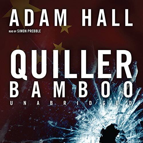 Quiller Bamboo audiobook cover art
