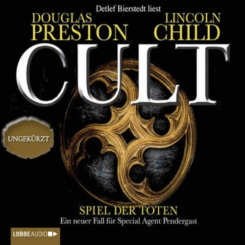 Cult: Spiel der Toten audiobook cover art
