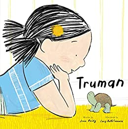 Truman by [Jean Reidy, Lucy Ruth Cummins]