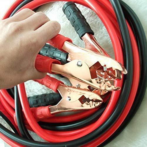 JNXZHQC Kabel des Batterie-Überbrückungs-Booster-KabelsQualität Kupfer-Booster-Überbrückungskabel Notstrom-Startkabel Fahrzeug-Notleitung