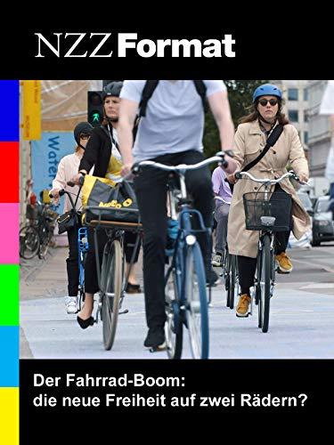 NZZ Format - Der Fahrrad-Boom: die neue Freiheit auf zwei Rädern?