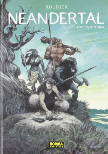 NEANDERTAL (CÓMIC  EUROPEO)
