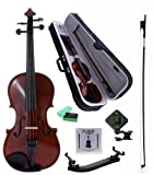 D'Luca POD01 Orchestral Series Violin Outfit - 1/2