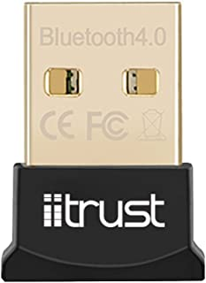 comprar comparacion iitrust - Adaptador Bluetooth, USB nano Bluetooth V4.0 Adaptador / USB Dongle Adaptador CSR 4.0, color negro