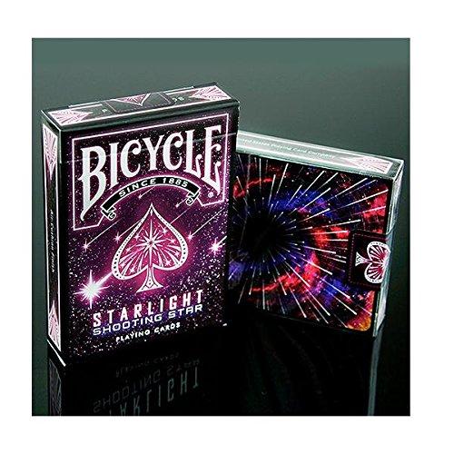 Carte Bicycle Starlight Shooting star
