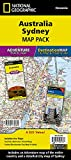 Australia, Sydney [Map Pack Bundle] (National Geographic Adventure Map)