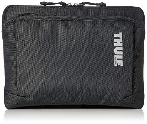Thule Subterra Sleeve 12 Zoll, Tasche für Macbook 12 Zoll, schwarz