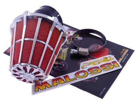 Luftfilter MALOSSI E5 30 Grad PHBH 20-25 Anschluss 38mm für BETA Eikon 125 4T LC
