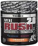 Weider Total Rush 2.0, Orange, 1er Pack (1 x 375 g)