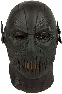 The Flash Season 2 Black Zoom Overhead Latex TV Series Movie Mask