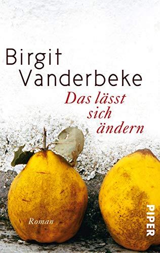 Buchseite und Rezensionen zu 'Das lässt sich ändern: Roman' von Birgit Vanderbeke