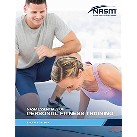 fitness nutrition NASM Essentials of Personal Fitness Training