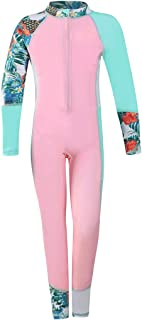 Zeraty Swimsuit Child Boy Girl Wetsuit One Piece UPF 50+ Diving Snorkeling B