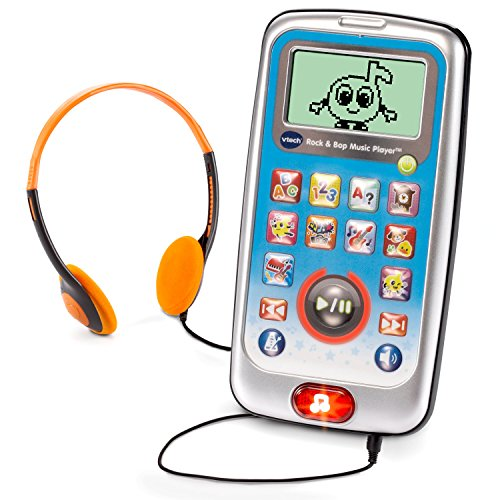 VTech Rock and Bop Music Player, Blue