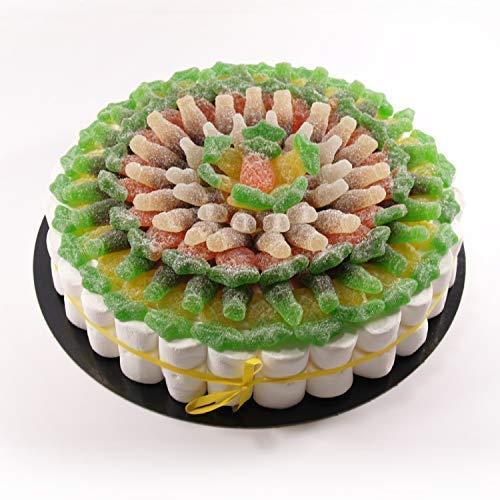 Fruchtgummi Torte - Soda 27 cm